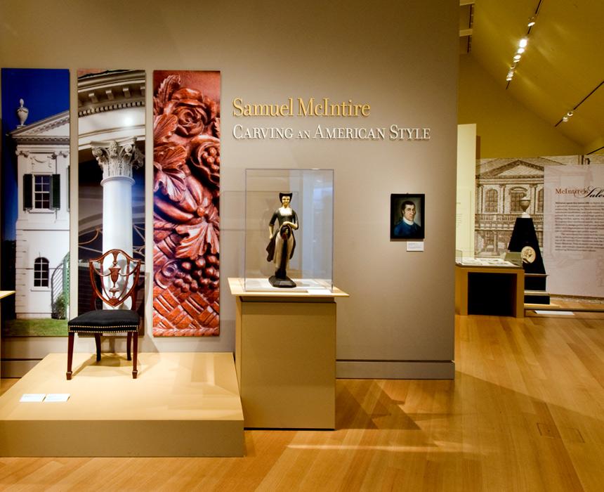 Exhibit Design Jesse Taggert